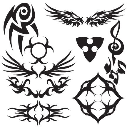 tattoos by demonking aka grim on deviantart. Black Bedroom Furniture Sets. Home Design Ideas