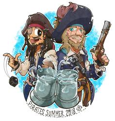 pirates summer 2018