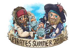 pirates summer 2019