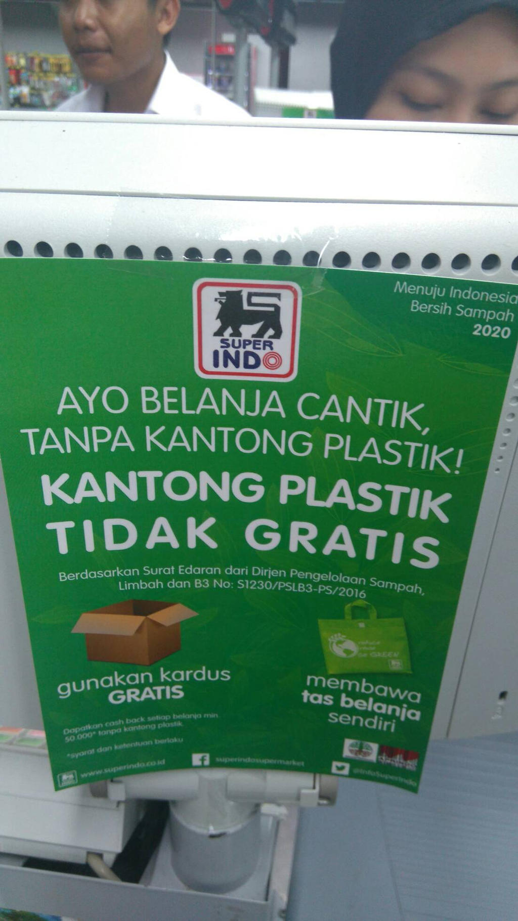 Plastic bag for you -  No Free Plastic Bag For You By Michaelsety
