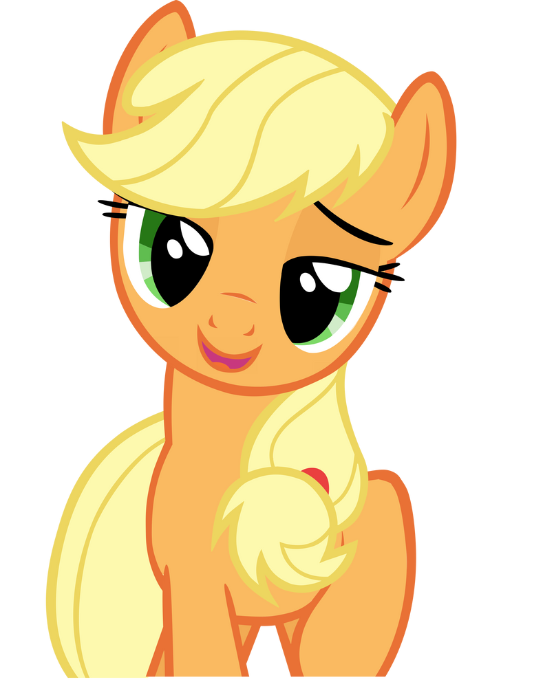 applejack_sexy____without_hat_by_michael