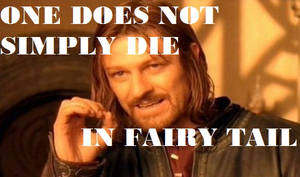 Fairy Tail does not simply