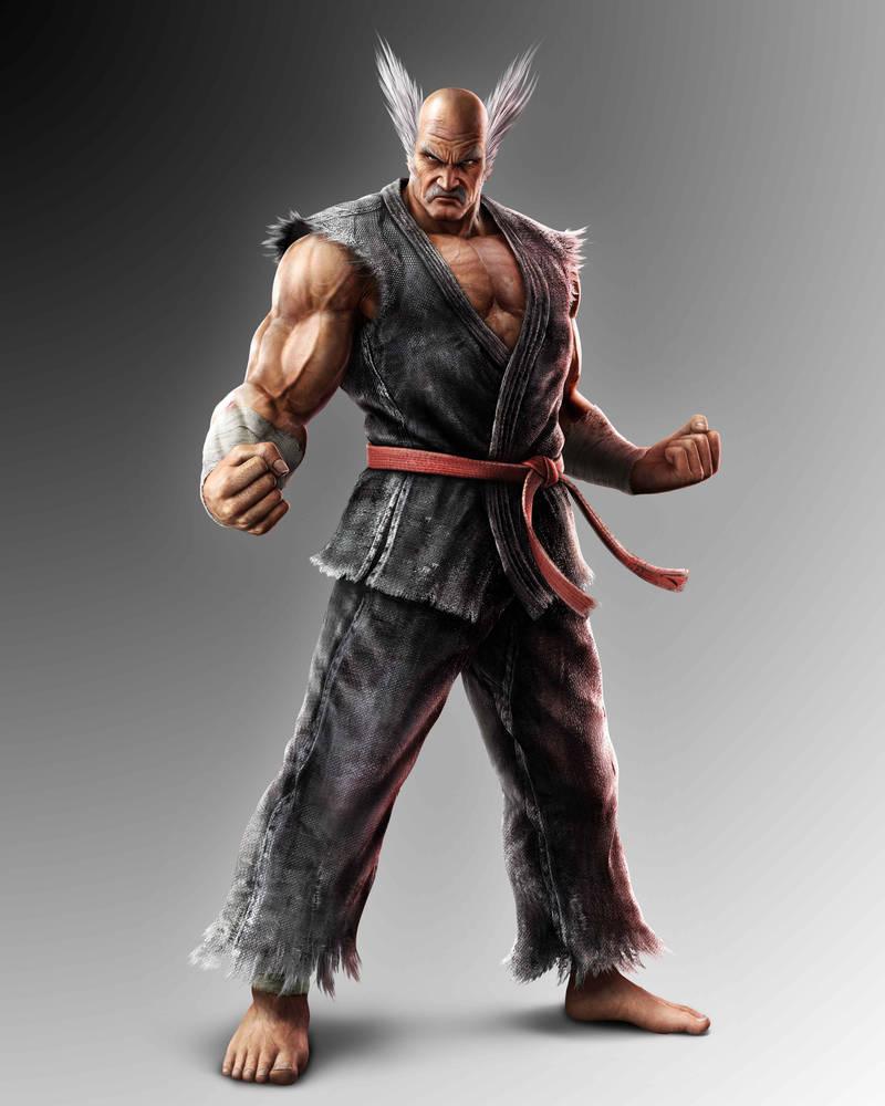 Tekken 7 Heihachi Mishima 6000x7500 By Tekkensevenplayable On Deviantart