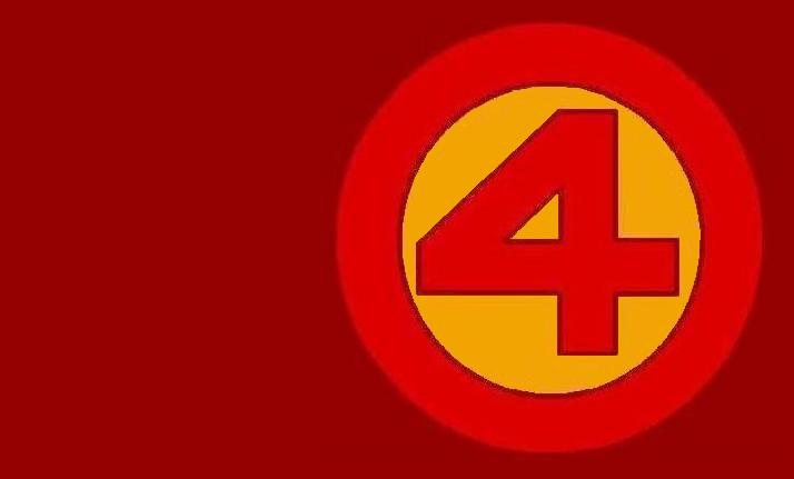 Johnny Storm's FF Logo Wallpaper By PLANETKURTH On DeviantArt