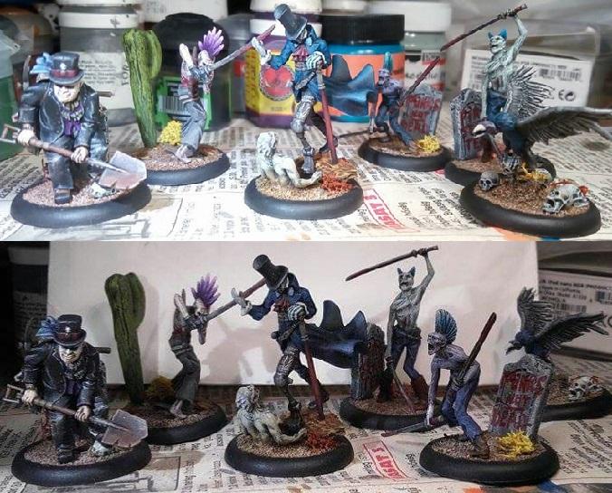 Nicodem crew - Open Graves by Nagash6
