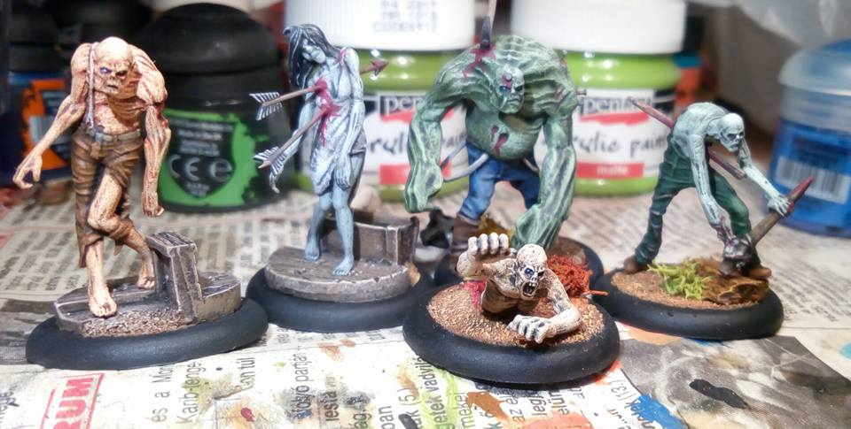 Mindless Zombies by Nagash6