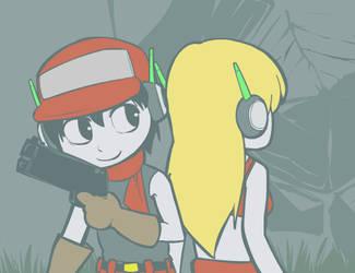 Cavestory Pair