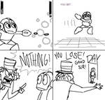 Megaman GETS NOTHING