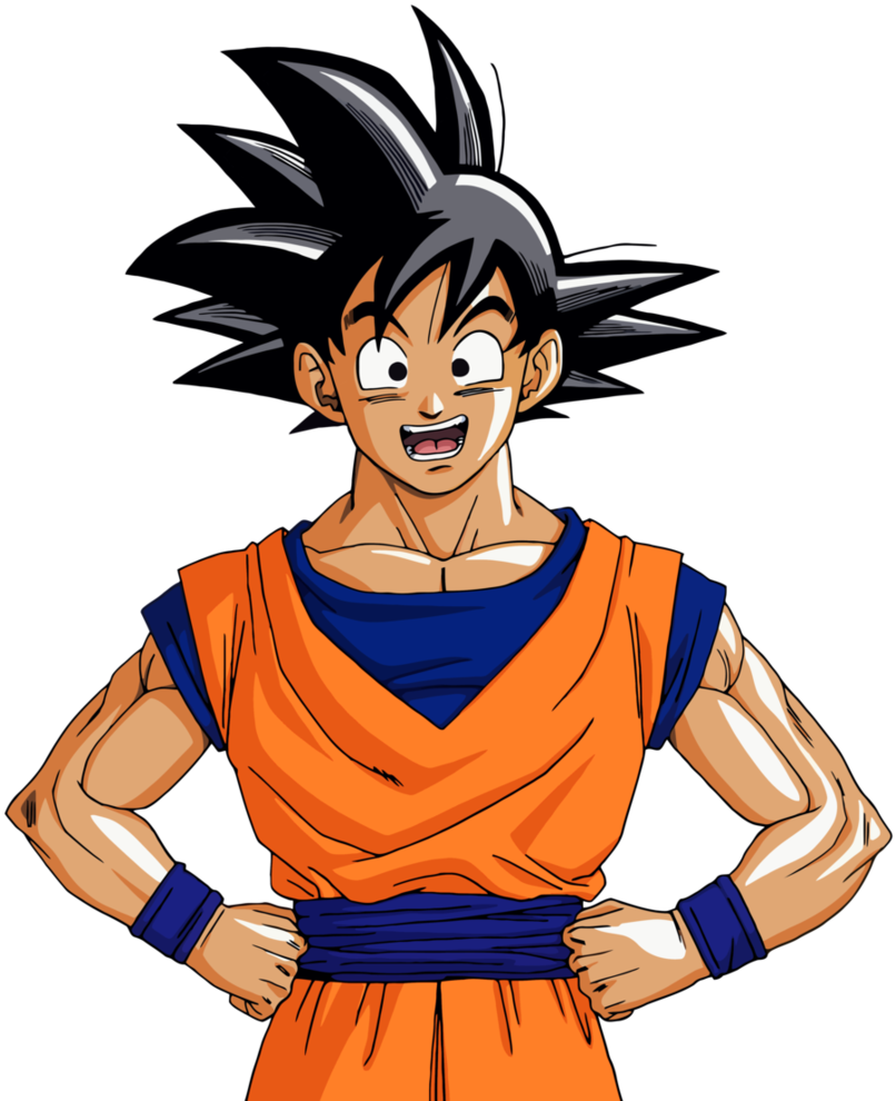 Render goku by poh2000 on deviantart - Sangoku sangohan ...