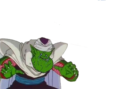 Render Forever alone piccolo by Poh2000