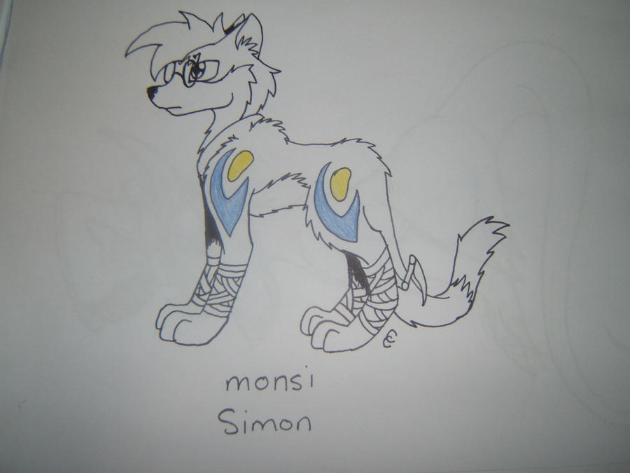 Simon by xX-DarkPrincess-Xx