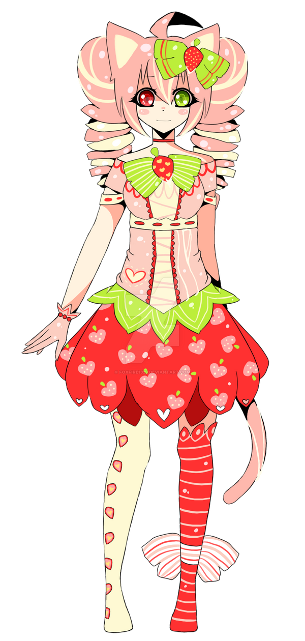 Berry - Strawberry Shortcake Adopt by CookiiesPWN by ...