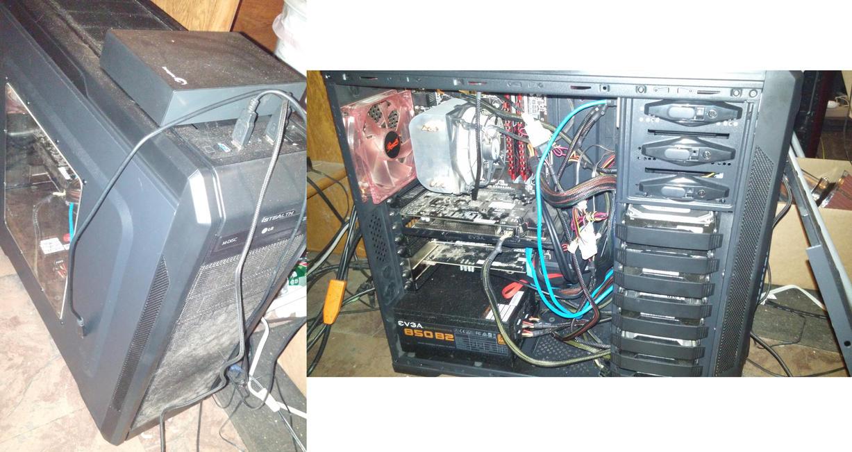 My PC by Foxfire1329