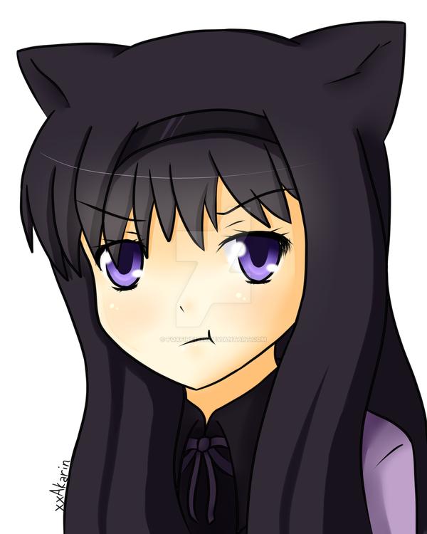 Nya Nya Akemi by Foxfire1329