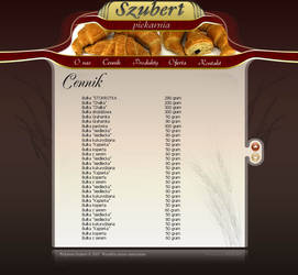 szubert bakery by qu4dro