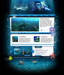 Scuba diving school by qu4dro