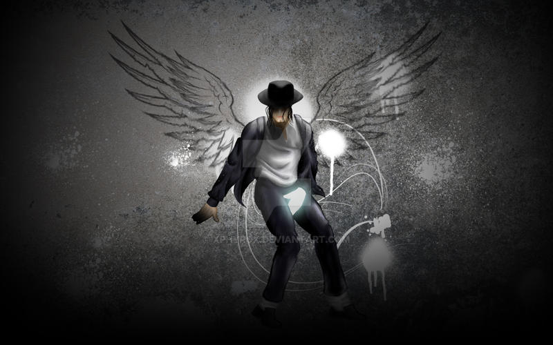 Goodbye Michael Jackson by xphyrox