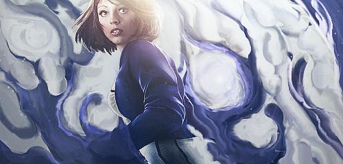 Bioshock Infinite Elizabeth Signature by Ihammerli