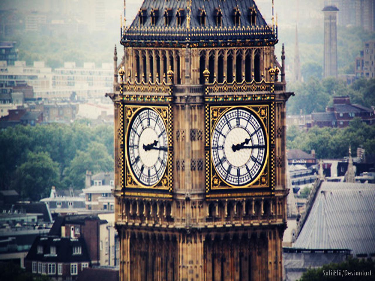 We Love London Wallpaper By Sofiielii On Deviantart