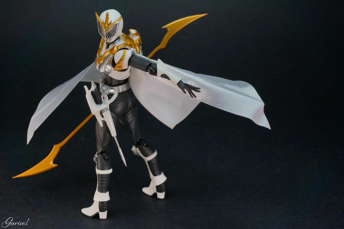 Kamen Rider Siren - Kamen Rider Dragon Knight by Garivel ...