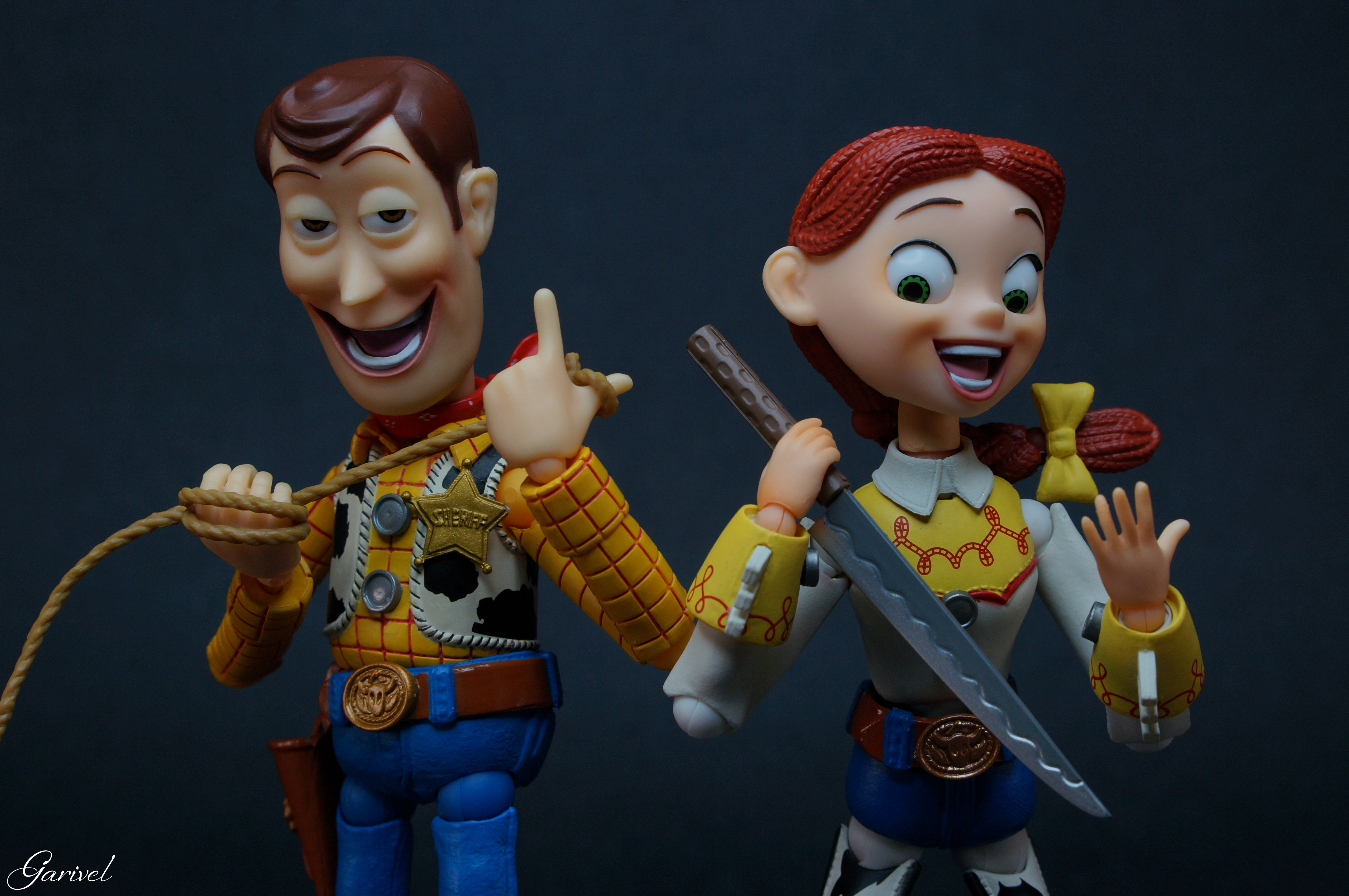 Toy Story Of Terror by Garivel