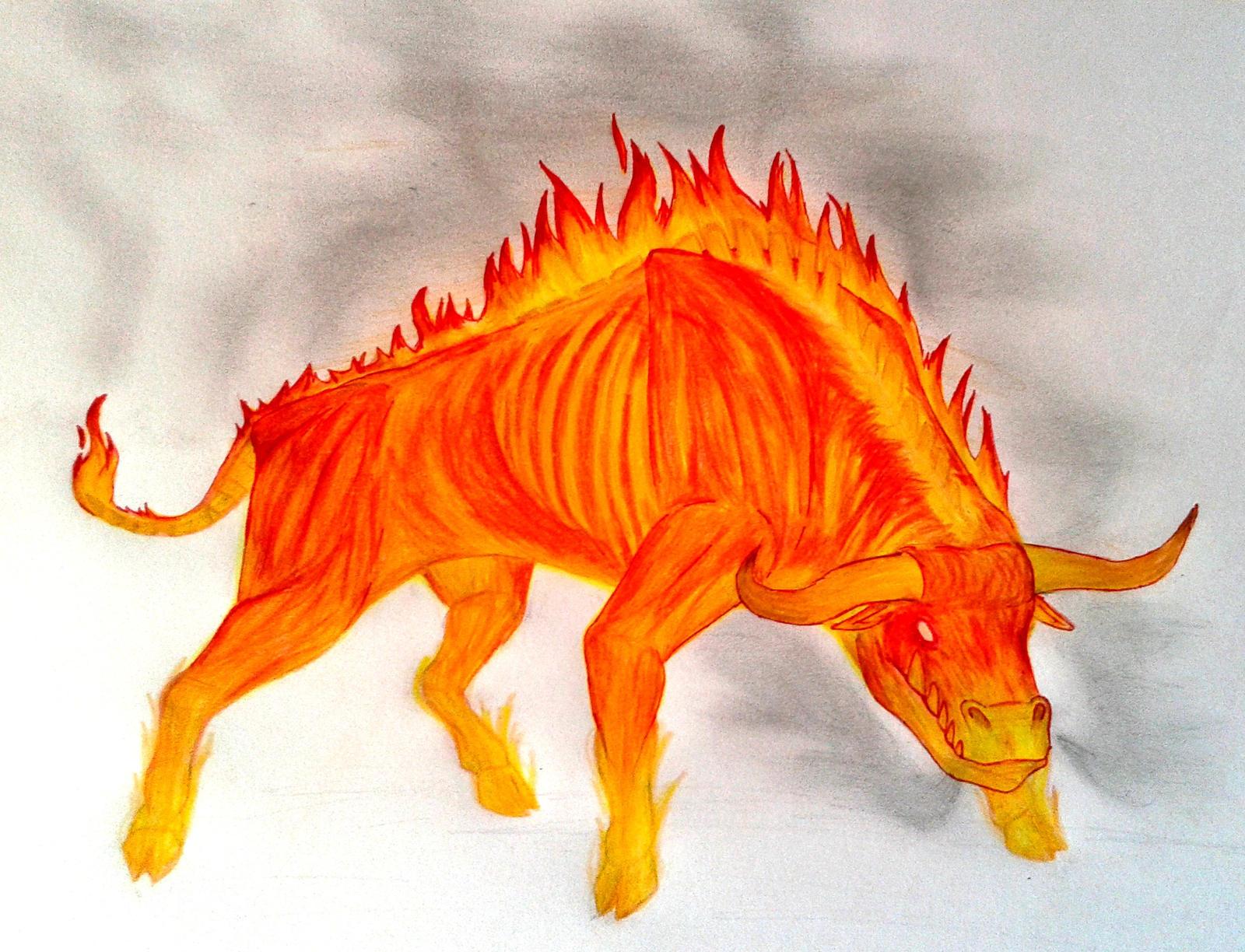 bull devil demon of - photo #8