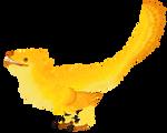 Chocobo Velociraptor png
