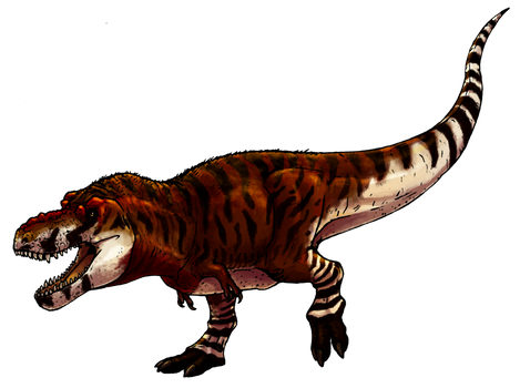Oh, another Tyrannosaurus
