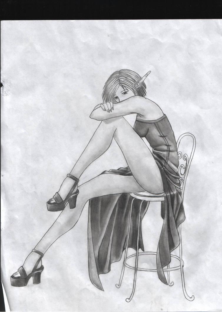 Tris, new design by Taya123