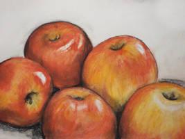 Apples by jamesstanbridge