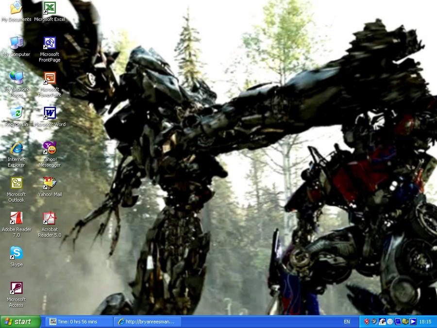 optimus prime vs megatron by knucklestheechidna22 on ...