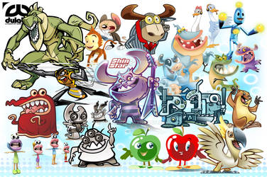 DULATIP CARTOON NETWORK I