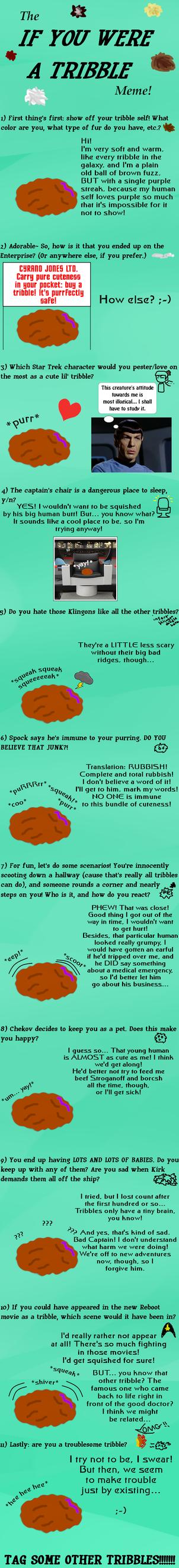 Tribble Meme by SweetOphelia4231616