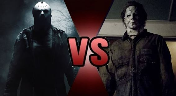 Jason Voorhees vs Michael Myers by FEVG620