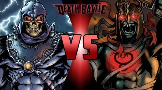 Skeletor vs Mumm-Ra by FEVG620 on DeviantArt