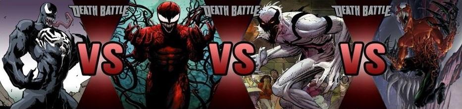 Venom vs Carnage vs Anti-Venom vs Toxin by FEVG620 on ...