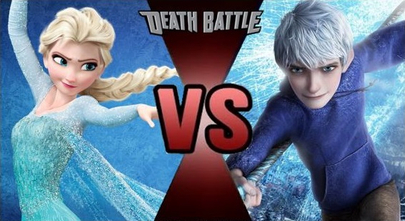 Pubg By Sodano On Deviantart: Elsa Vs Arthas By Unn89 On Deviantart