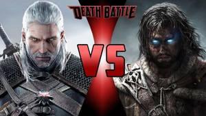 Geralt of Rivia vs Talion