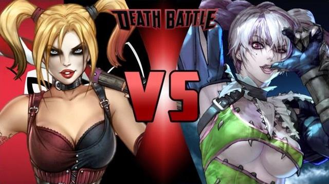 Harley Quinn vs Tira by FEVG620