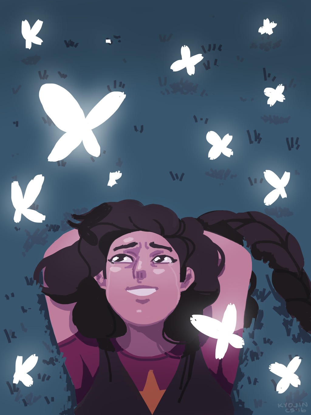 Obligatory Mindful Education fanart because I love Stevonnie and this episode was so powerful