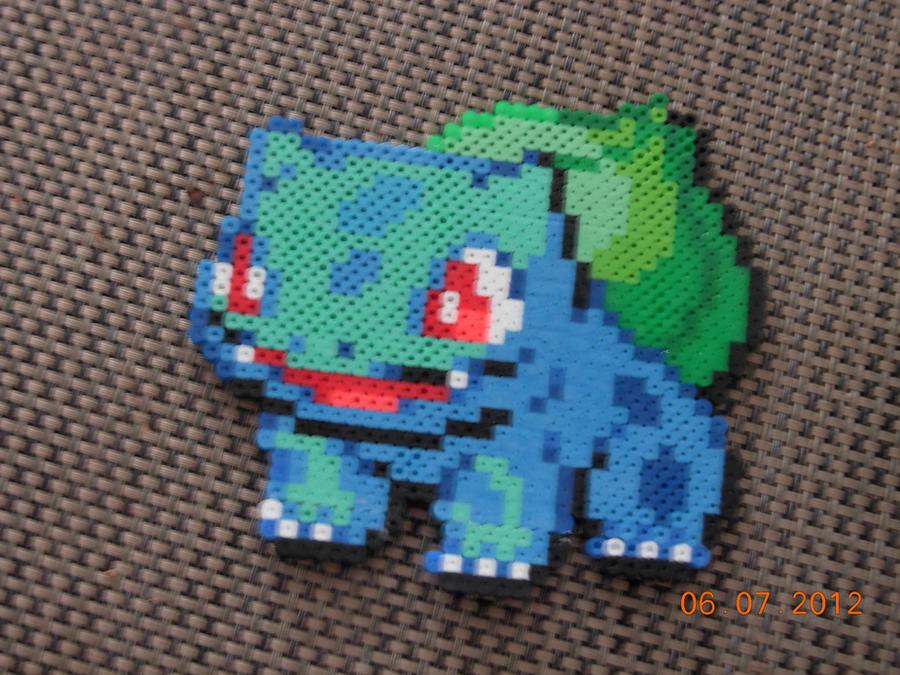001 Bulbasaur by ChuSaborashi