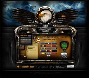 101 Clan Gaming Interface