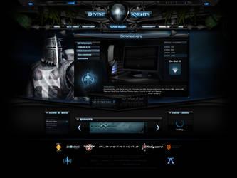 Divine Knights Flash Clan Site