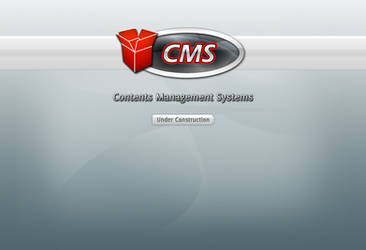 CMS Business Coming Soon Page