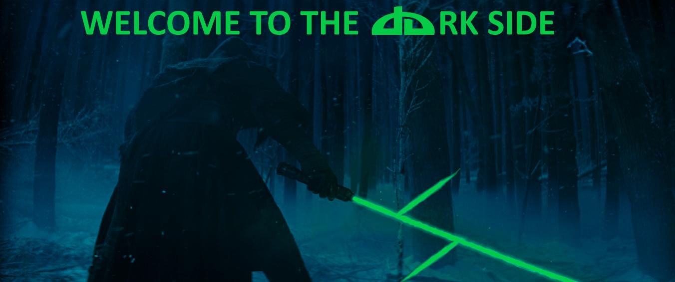 Welcome to the dArk Side by MaurogDark