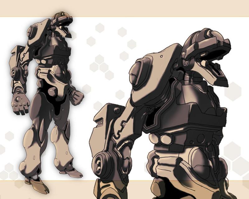 Beast Robot by Sunny-GO