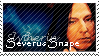 Snape Stamp by Aquiliris