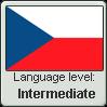 Language level: Czech (intermediate) by Aquiliris