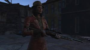 Fallout 4 PC Piper Wright 4