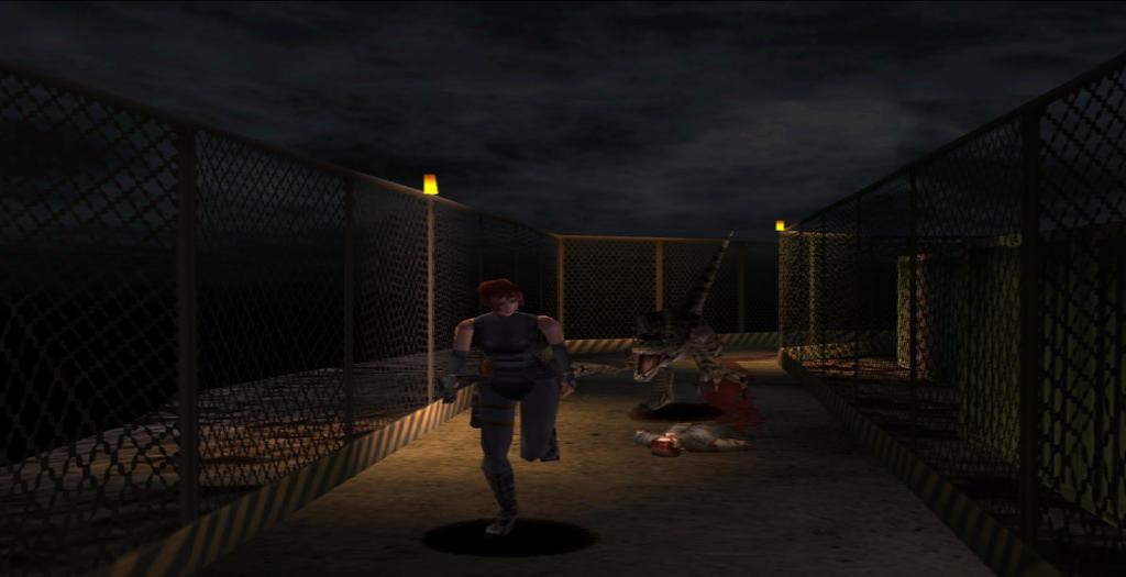Dino Crisis PC (PSX) Regina by danytatu on DeviantArt